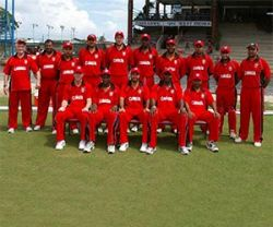 Canada at ICC World Cup 2011