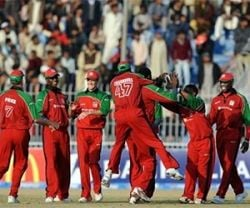 Zimbabwe at ICC World Cup 2011