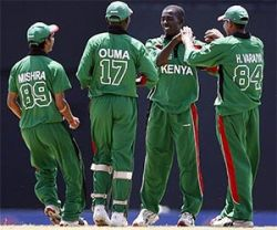 Kenya at ICC World Cup 2011