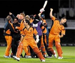 Netherlands at ICC World Cup 2011