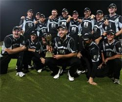 New Zealand at ICC World Cup 2011